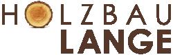 Holzbau Lange Logo